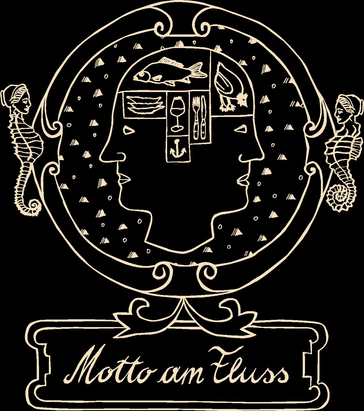 motto am fluss logo